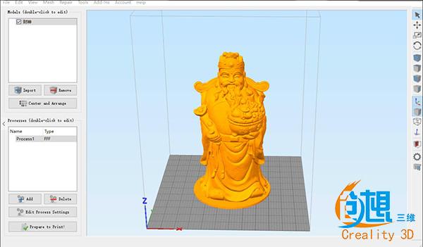 最走心的��想三�S3D打印�C�y�u