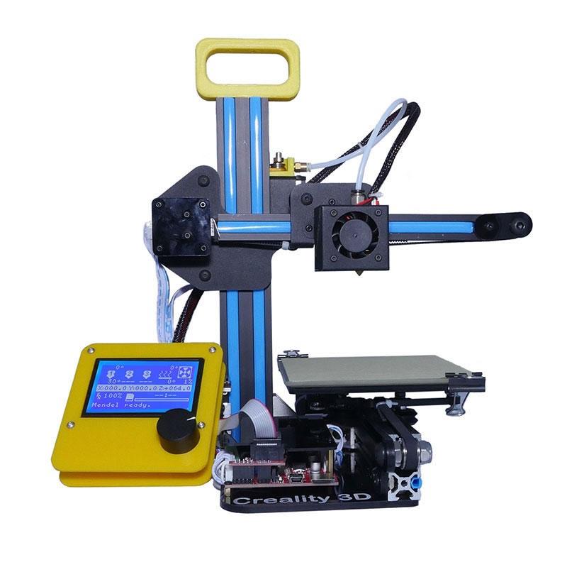 CR-7Mini版3D打印机(蓝色)