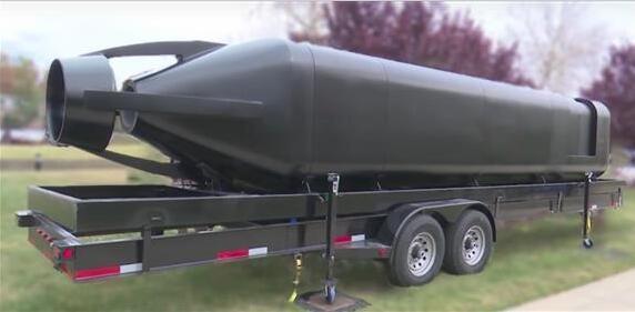 美国海军与橡树岭国家实验室合建3D打印潜艇