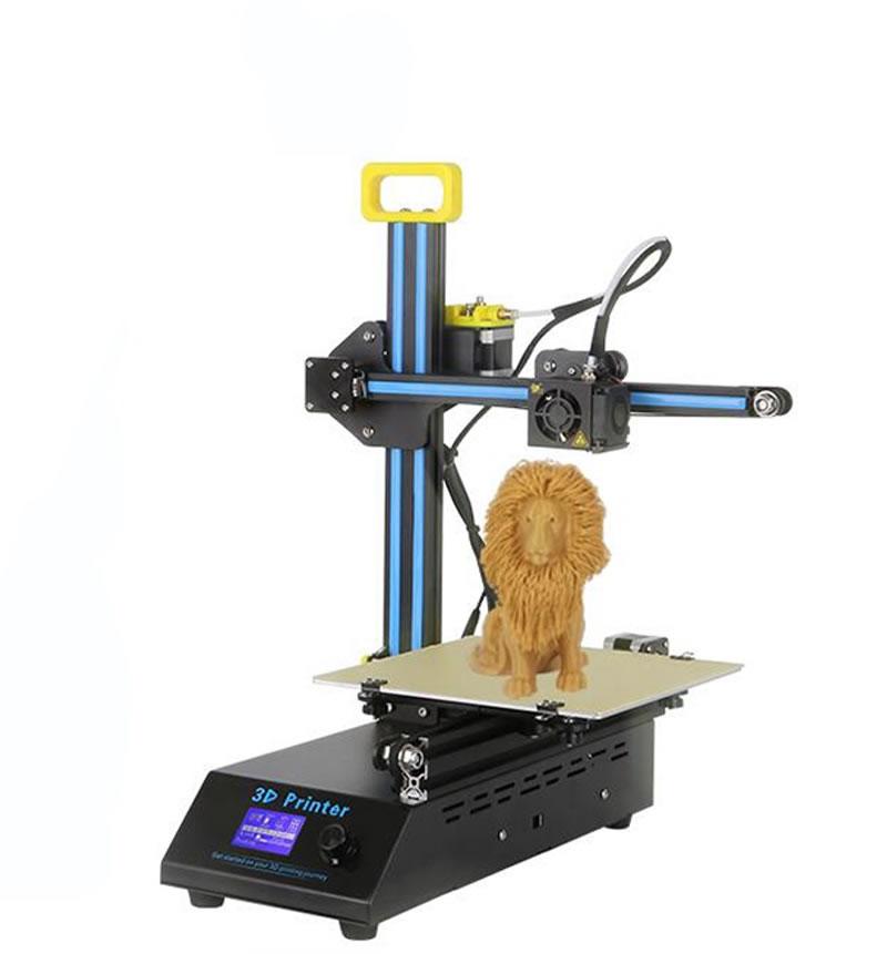 CR-8S 3D打印+激光雕刻二合一体机
