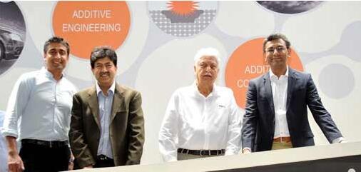 Wipro3D在班加罗尔建立新的金属3D打印中心