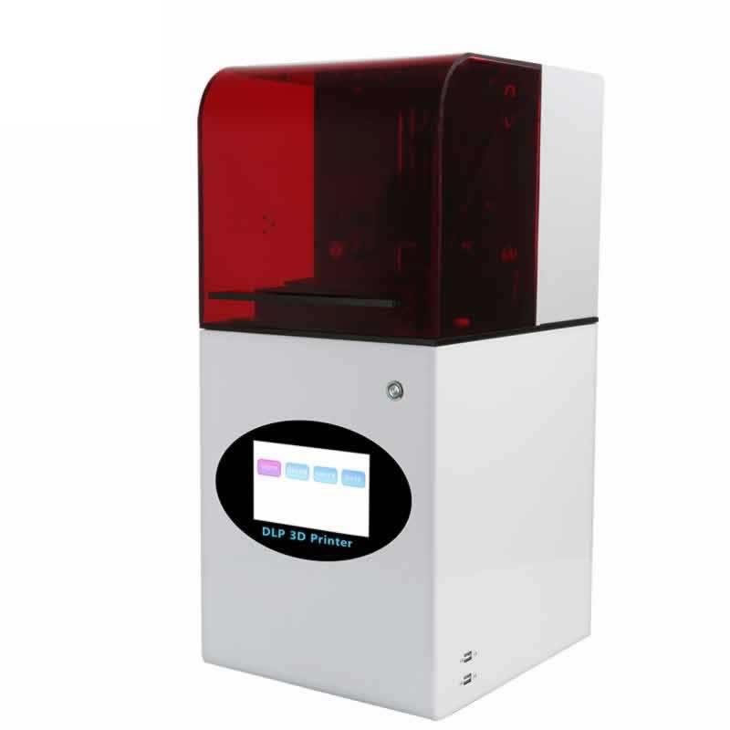 DP002光固化3D打印机