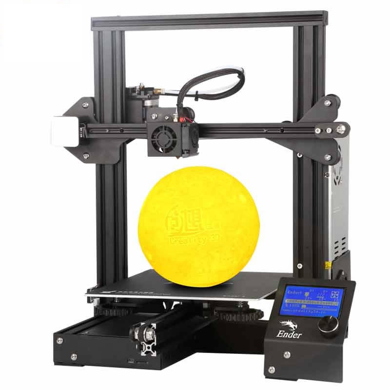 Ender-3S 千元级3D打印机