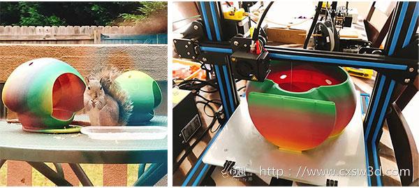 """趣味3D打印 看看那些""""吊炸天""""的作品"""