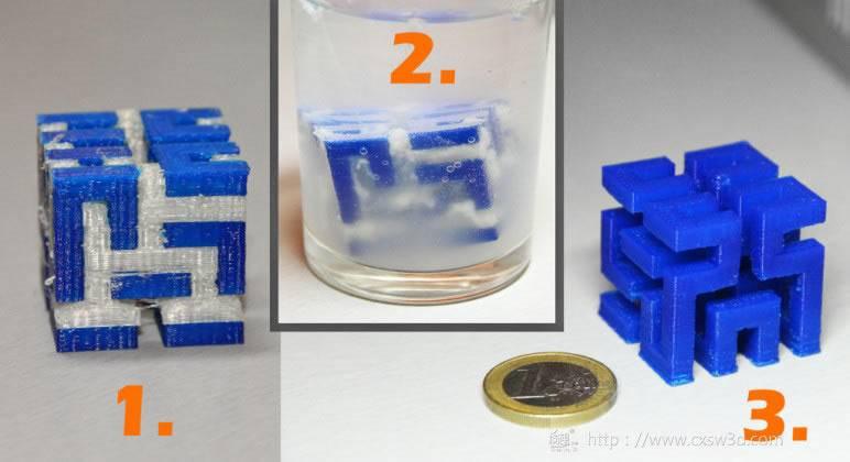 初学者教程:3D打印后期处理