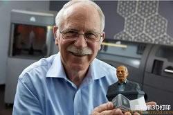 不要放弃︰ 3D打印技术发明者Chuck Hull讲述他的故事