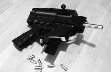 美国3D打印枪支8月起合法