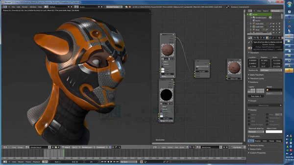 创想三维:5款最好用的免费3D建模软件