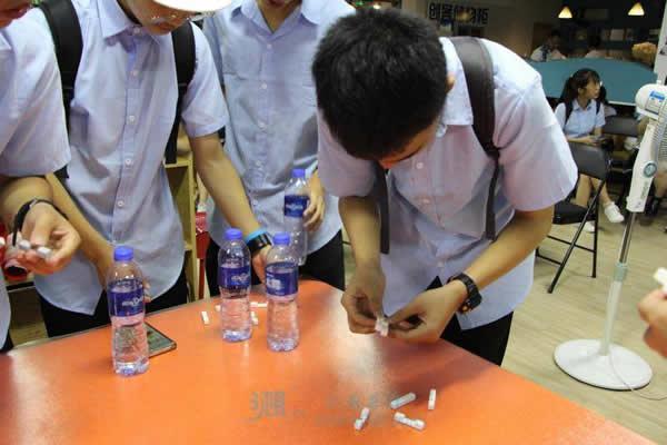 创想三维厦门举办3D打印科普讲座 助力青少年创客教育
