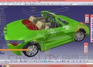 创想三维:史上最全的三维建模软件应用分类