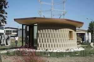 创想三维:建筑公司10天3D打印一栋小屋 材料费仅5000元人民币