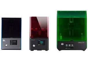 新品上市:创想三维光固化3D打印机系列再添重磅