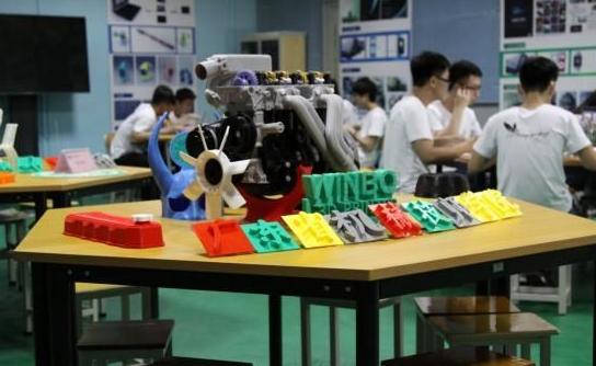 教育3d打印机
