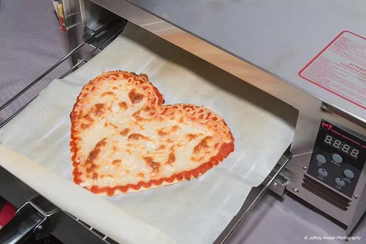 哥伦比亚大学:3D打印机可烹饪多材料的可行性研究