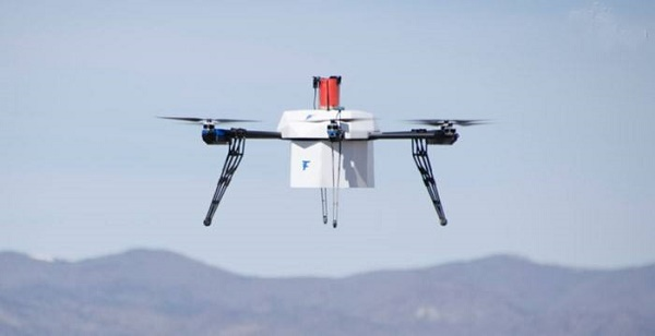3D打印无人机高效种植 快速实现森林资源修复