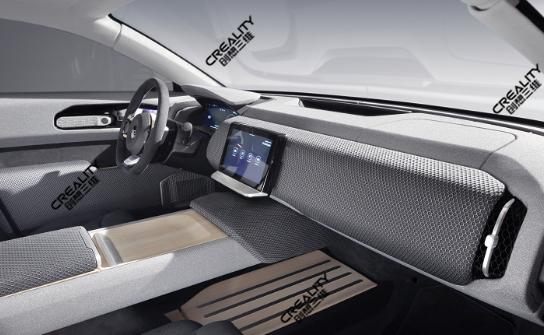 3D打印太阳能汽车