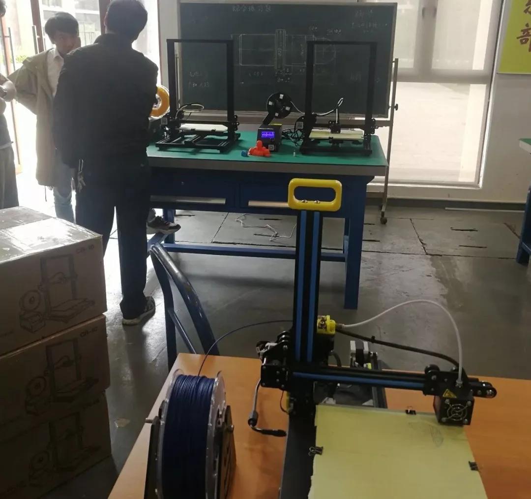多款系列3D打印机