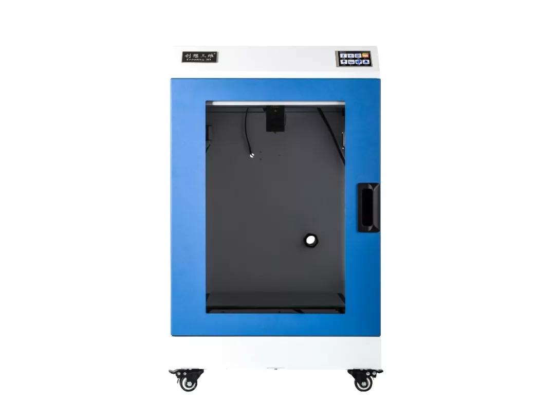 CR-3040S型号合金喷头设计3D打印机