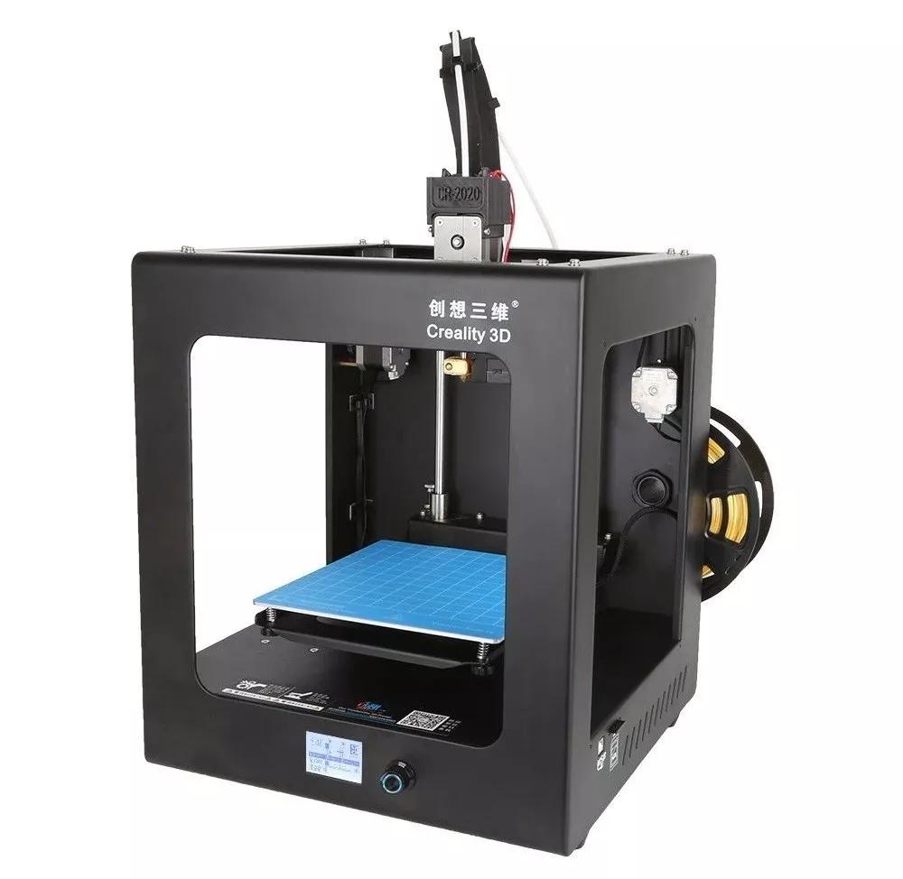 CR-2020型号高精度3D打印机