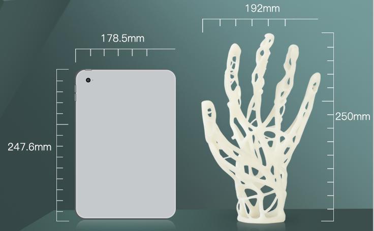 新品预告|光固化LD-006 3D打印机即将上线,打印尺寸更大,功能更强大