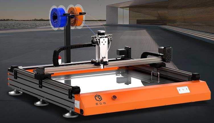 新品推荐|3D打印进军广告发光字领域,成为名副其实的智能打印工厂