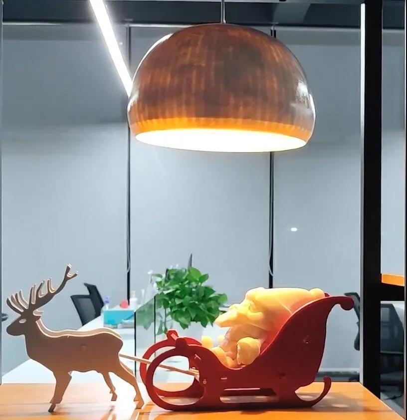 如何用3D打印机制作灯罩?这个教程请收好