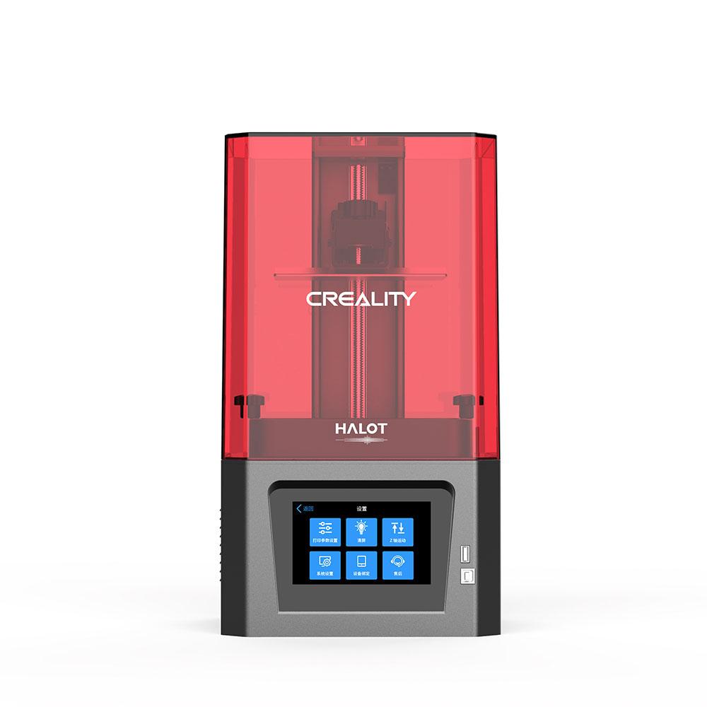 旗舰新秀 | HALOT-ONE 光固化3D打印机