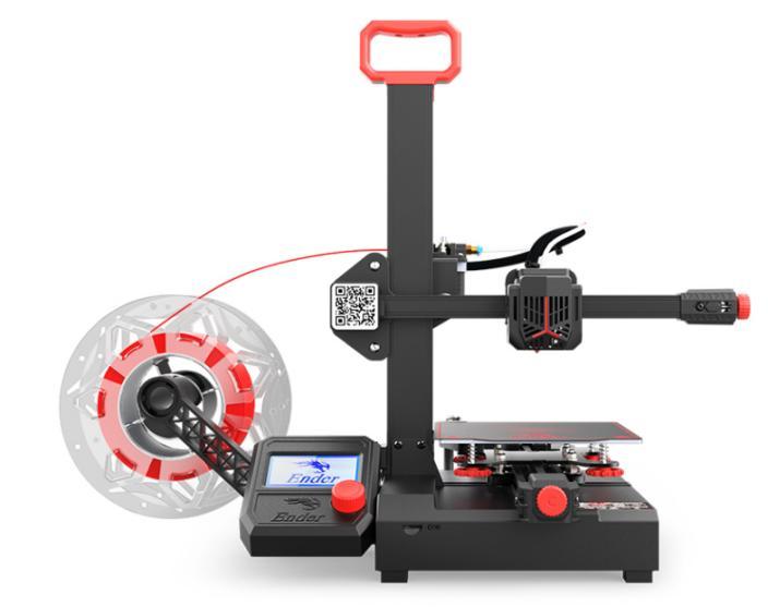 专为年轻人打造,创想三维新品Ender-2 PRO 3D打印机国内上市