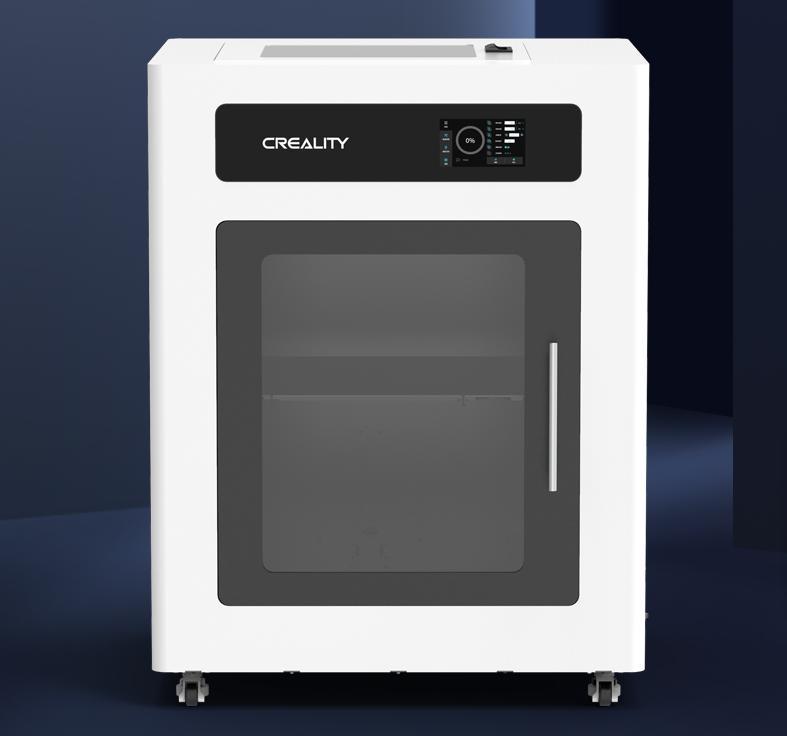 工业应用3D打印机推荐 | 创想三维超大尺寸CR-5060 Pro