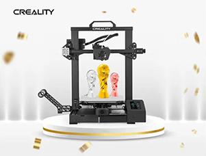 """""""国货之光""""—创想三维CR-6 SE被福布斯评为全球最佳整体3D打印机"""